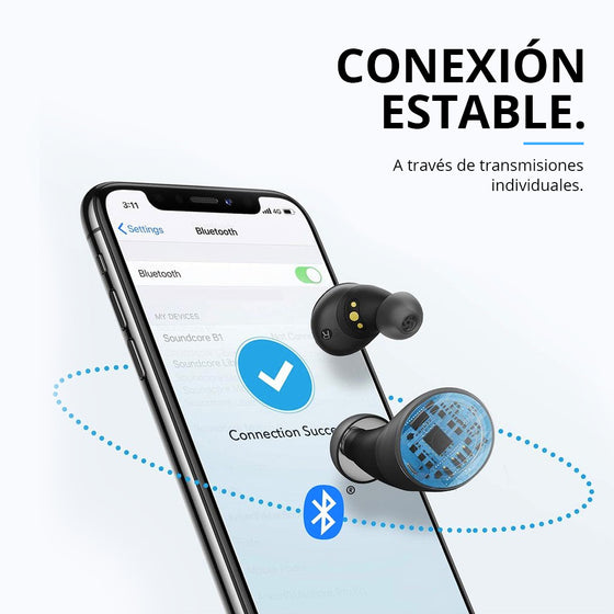 Audífonos Bluetooth Life Dot 2