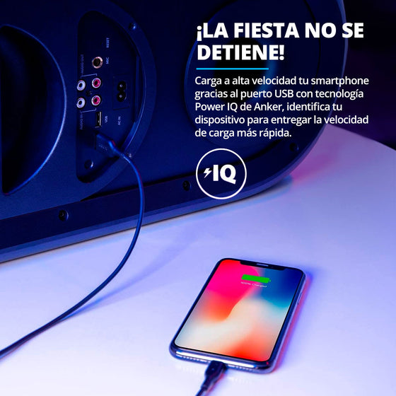 Parlante Bluetooth Rave