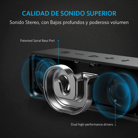 Parlante Bluetooth Soundcore