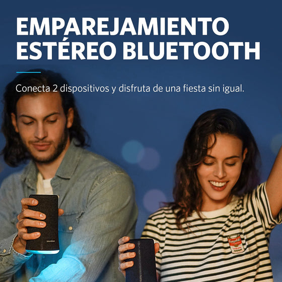Parlante Bluetooth Flare