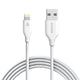 Cable PowerLine Lightning 1.8m Blanco