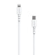 Cable PowerLine Select USB-C a Lightning 0.9m Blanco