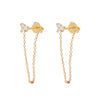 Trau Gold Earrings