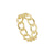 Anillo Chain Gold