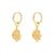 Talle Gold Earrings