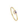 Leila Gold Ring