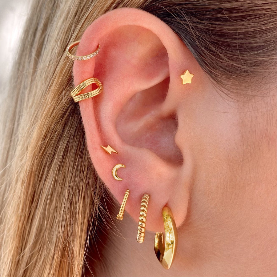 Piercing Torm Gold