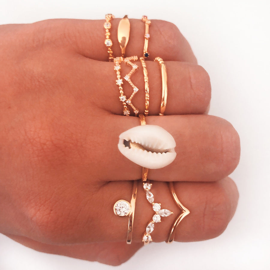 Anillo Sea Gold