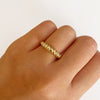 Lagoa Gold Ring
