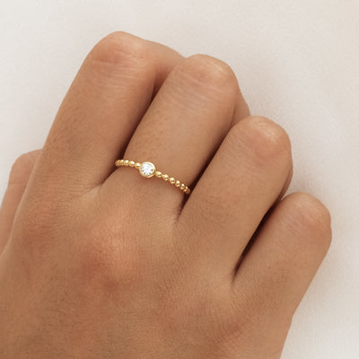 Roma Gold Ring