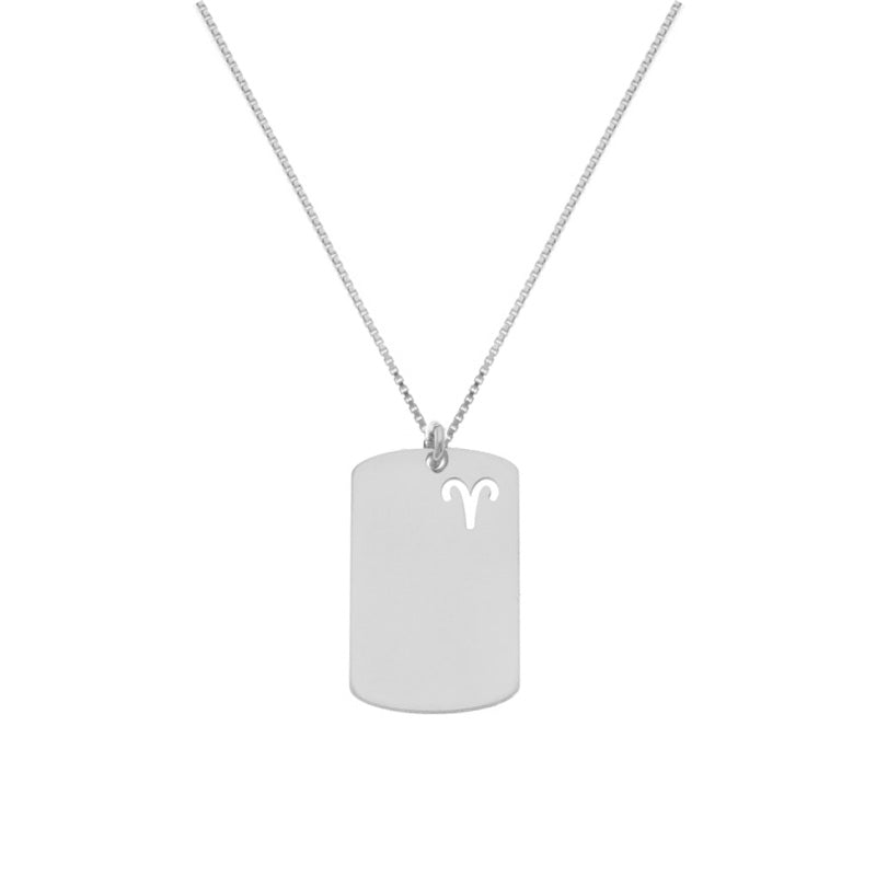Kai Silver Necklace