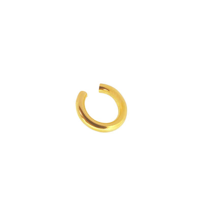 Big Line Gold Earcuff