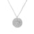Sigma Silver Necklace
