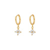 Julieta Gold Earring