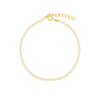 Pulsera Mini Pearls Gold