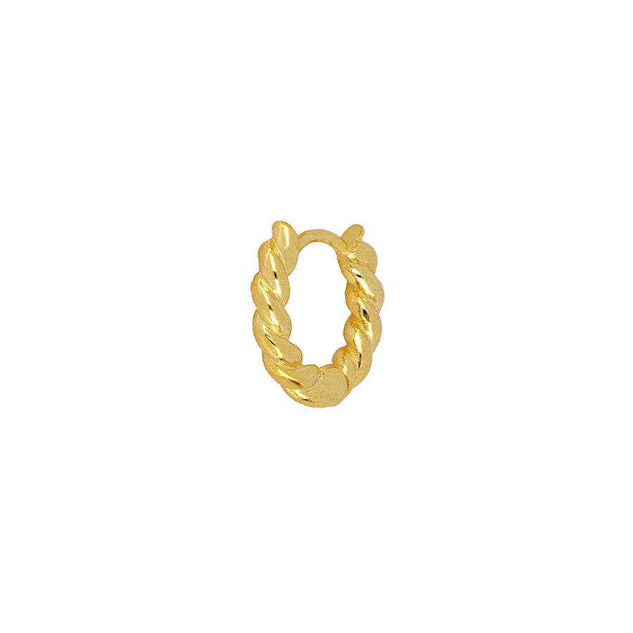 Croi Gold Earring