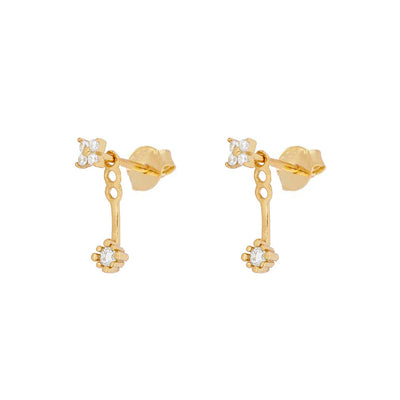 Viley Gold Earrings