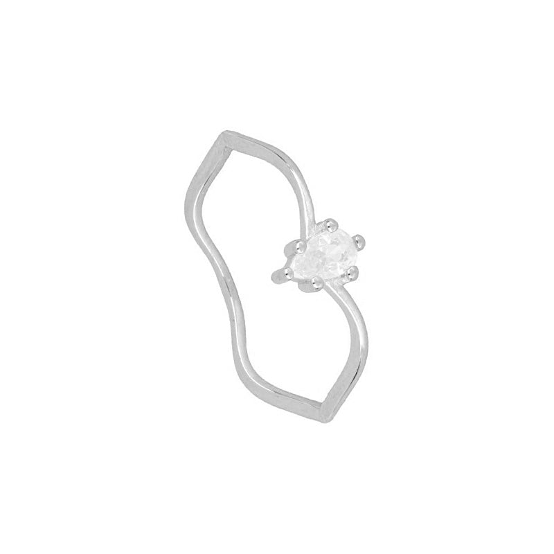 Anillo Vague Silver