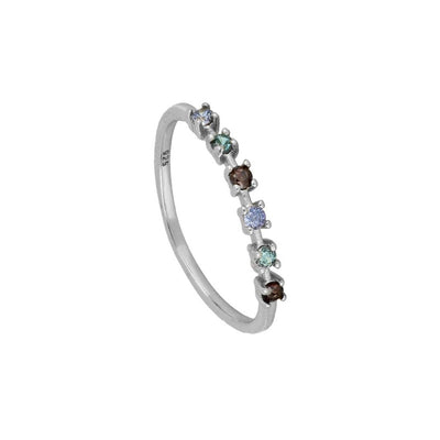 Brune Silver Ring