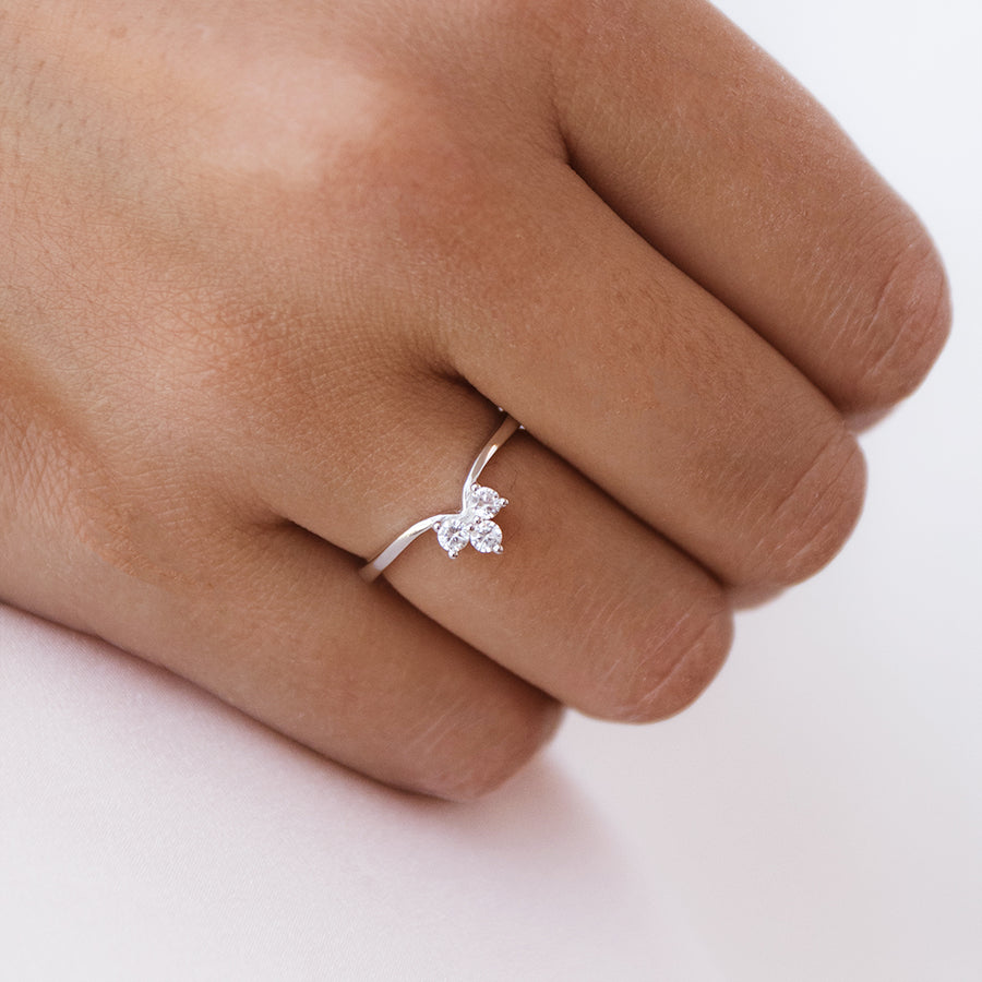 Aila Silver Ring