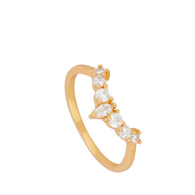 Aila Gold Ring