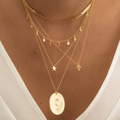 Collar Torm Gold