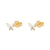 Bu Gold Earrings