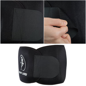 Waist Trimmer Belt - Sweat Belt - Sweat Band