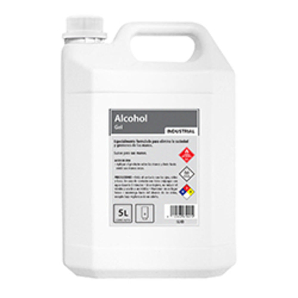 ALCOHOL GEL 5 L
