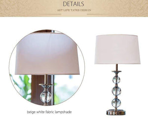 Daytrends Table Lamp table lamp  Luxury bedside lamps for bedroom Living Room Decoration Night Light Bedroom lights Decorative table lamps