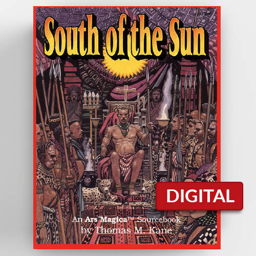 South of the Sun (Ars Magica 2E)