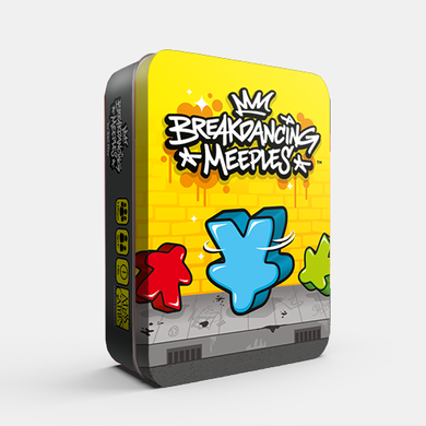 Breakdancing Meeples [Restock]
