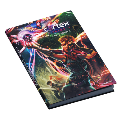 Cortex Prime Game Handbook [Dropship]