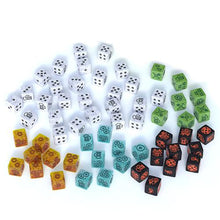 Load image into Gallery viewer, Additional Dice Miner Dice Set