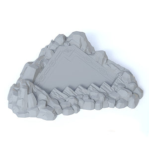 Additional Dice Miner Plastic Mountain