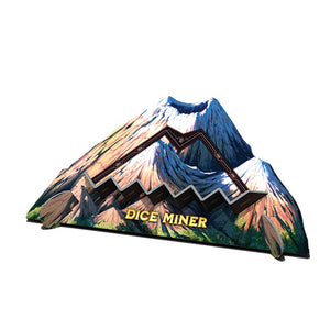 Additional Dice Miner Punchboard Mountain