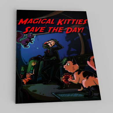 Magical Kitties Save the Day First Edition