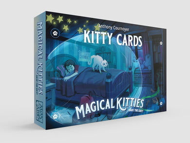 Kitty Cards (Magical Kitties 2E) [Outlet]