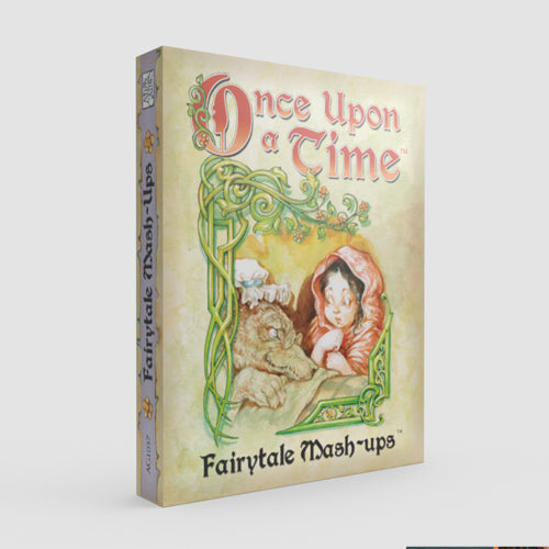 Fairytale Mash-ups (Once Upon a Time 3E) [Dropship]
