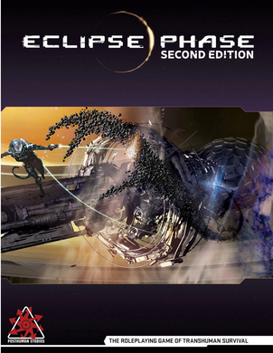 Eclipse Phase 2nd Edition - SCRATCH & DENT [Outlet]