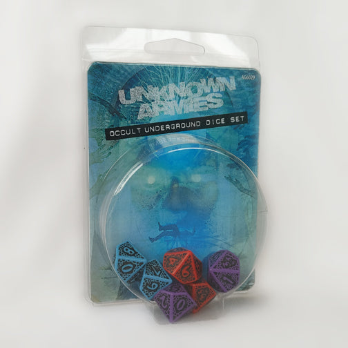 Unknown Armies Dice Set (Unknown Armies 3E) [Restock]
