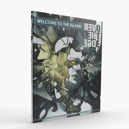 Welcome to the Island (Over the Edge 3E) [Restock]