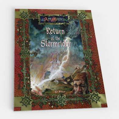 Return of the Stormrider (Ars Magica 4E) [Outlet]