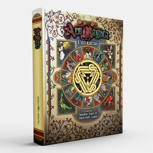 Ars Magica Fifth Edition [Dropship]