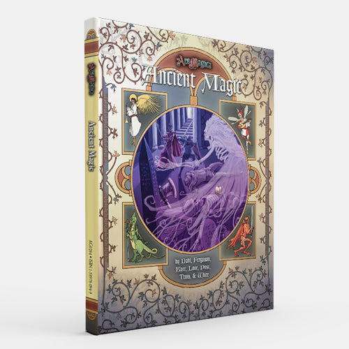 Ancient Magic (Ars Magica 5E) [Dropship]