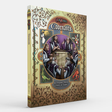 Covenants (Ars Magica 5E) [Dropship]
