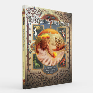 The Cradle & The Crescent (Ars Magica 5E) [Restock]
