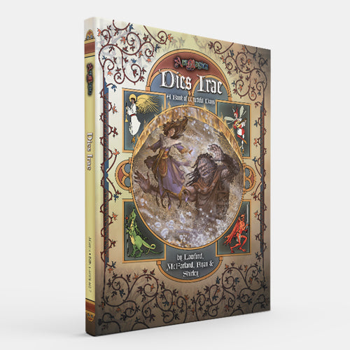 Dies Irae: A Book of Wrathful Days (Ars Magica 5E) [Restock]