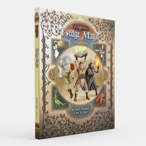 Hedge Magic Revised Edition (Ars Magica 5E) [Restock]
