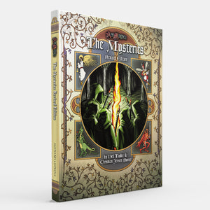 The Mysteries Revised Edition (Ars Magica 5E) [Restock]